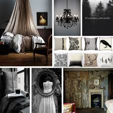 one of epoch design u0027s mood boards this one is for a hauntingly
