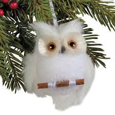 snowy owl christmas decorations u2013 decoration image idea