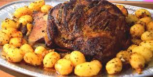 cuisiner l agneau cuisine marocaine recette facile d épaule d agneau