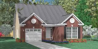 houseplans biz one car garage house plans page 1