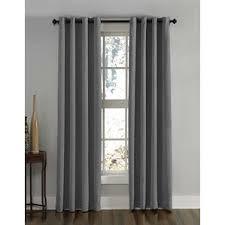 Gray Window Curtains 120