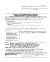 sample disability forms