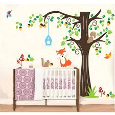 Removable Wall Decals For Nursery Vinyl Tree Wall Decals For Nursery Removable Wall Stickers Vinyl