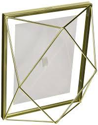 Home Design 3d Tpb Amazon Com Umbra Prisma Multi Picture Frame Matte Brass