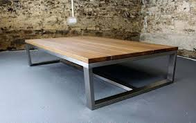 Style A Coffee Table Industrial Style Coffee Tables Small Industrial Coffee Table