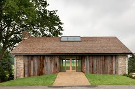 wooden addition a modern reinterpretation of a historical rural