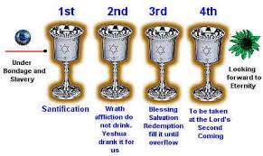 mystery of four passover cups biblical holidays
