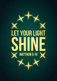 let your light shine vacation bible march 2017 wholeness oneness justice