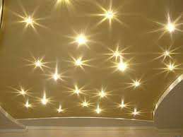 Contemporary Ceiling Designs With LED Lights For Romantic Modern - Lights for kids room
