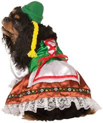 pet costume halloween oktoberfest sweety dog costume costume craze