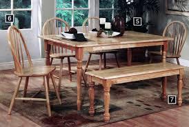 Natural Wood Dining Room Sets Santa Clara Furniture Store San Jose Furniture Store Sunnyvale