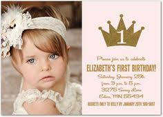 pink confetti dots sprinkles first birthday invitation any age