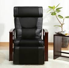 Modern Reclining Chairs Aliexpress Com Buy Height Adjustable Leather Recliner With Pull
