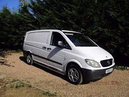 2006 mercedes vito 109 cdi van 2 2 diesel 6 speed cheap clean van