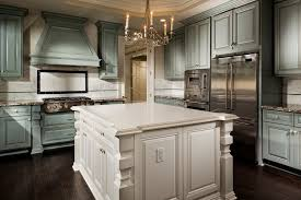 kitchen cabinet stains kitchen traditional with antiqued