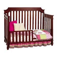 Bonavita Convertible Crib Bonavita Newcastle Convertible Crib Rustic Cherry Ny Baby Store