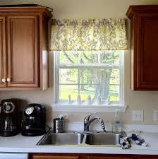 Kitchen Sink Window Ideas Kitchen Sink Curtains Trends Also Diy Window Ideas Picture