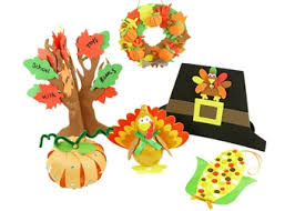 thanksgiving craft kit carefree crafts