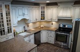 Kitchen Designs Nj by Shabby Chic Distressed Kitchen Brick Nj By Design Line Kitchens