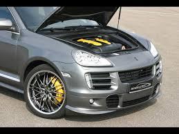 Porsche Cayenne Modified - speedart titan dtr porsche cayenne diesel open hood porsche