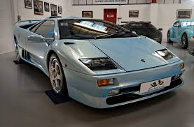 blue lamborghini diablo blue lamborghini diablo sv is the chested supercar we d
