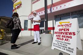 lexus of escondido jobs in n out and other businesses getting ready to set up shop the