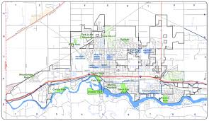 Idaho Falls Map Post Falls Parks And Prescription Trails Post Falls On The Go