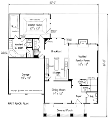 pasadena house floor plan frank betz associates
