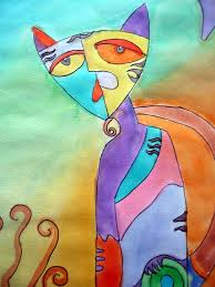 picasso cats google search
