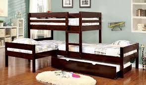 espresso twin bed furniture of america cm bk626 4 twin bed ranford collection twin