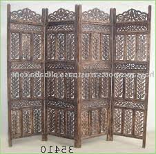 Wooden Room Dividers by Wooden Screen Room Divider Comfortable Wooden Room Divider