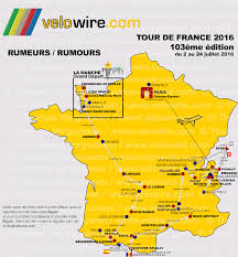 Carcassonne France Map by Tour De France 2016 The Rumours About The Race Route And The