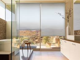 Bathroom Window Curtain Ideas by Bathroom Window Treatment Ideas The Shade Store
