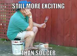 Soccer Hockey Meme - 12 reasons soccer is the worst and won t ever catch on in america