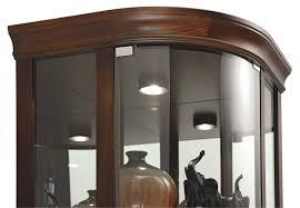 curio cabinet with light amazing curio cabinet with light house decorations curio cabinets