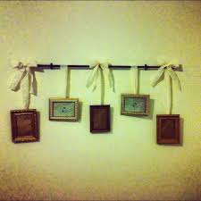 hanging picture frames ideas 25 diy picture frame ideas to make more beautiful photos frames