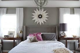 Mismatched Bedroom Furniture by A Light Bedroom Adjustment