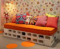 Concrete Block Bed Frame Diy Projects 15 Ideas For Using Cinder Blocks Survivopedia