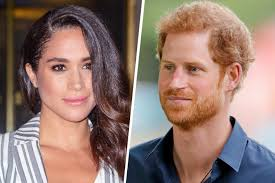 Meghan Markle And Prince Harry Prince Harry And Meghan Markle Are On An African Safari
