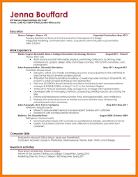 exles of current resumes exle of a college student resume exles of resumes