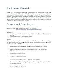 email samples for sending resume 6 easy steps for emailing a