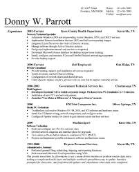 vc resume successful resumes cv resume template examples