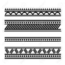 bracelet designs tattoo images Maori polynesian style tattoo bracelet royalty free cliparts jpg