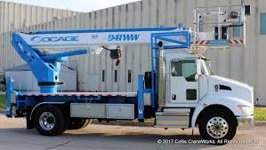 kenworth t300 socage 94tww installed on non cdl 2018 kenworth t300 bucket trucks
