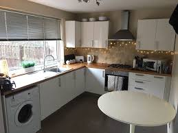 modern fitted kitchen 3 bed house for rent in dechmont modern fitted kitchen and