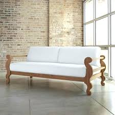 Wooden Daybed Frame Wooden Daybed Rundumsboot Club