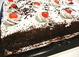 the best authentic german black forest cake recipe bavarian