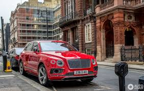 bentley bentayga 2016 bentley bentayga 15 november 2016 autogespot