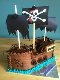 birthday cakes images pirate ship birthday cake lovely design