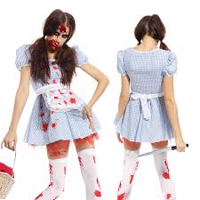 broken doll halloween costume ladies dorothy broken doll costume cosplay carnival halloween